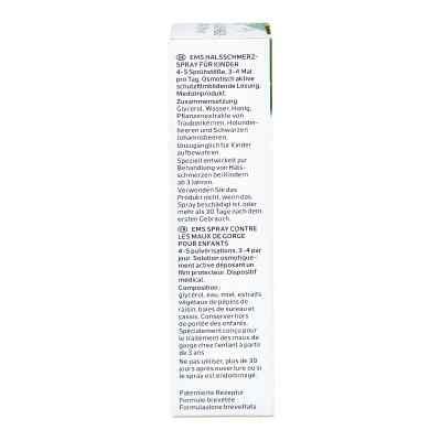 Emser Halsschmerz-spray für Kinder  bei apo-discounter.de bestellen