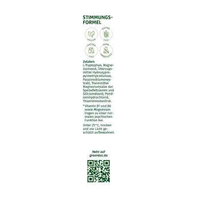 Greendoc Stimmungsformel Kapseln  bei apo-discounter.de bestellen