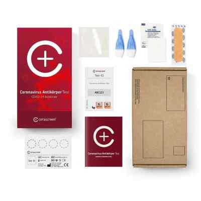 Cerascreen Coronavirus Antikörper-Test  bei apo-discounter.de bestellen