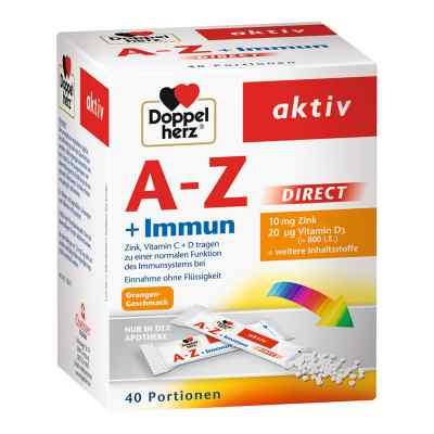 Doppelherz A-Z+immun Direct Pellets  bei apo-discounter.de bestellen