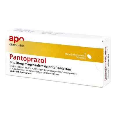 Pantoprazol Eris 20 mg TMR von apo-discounter bei Sodbrennen  bei apo-discounter.de bestellen