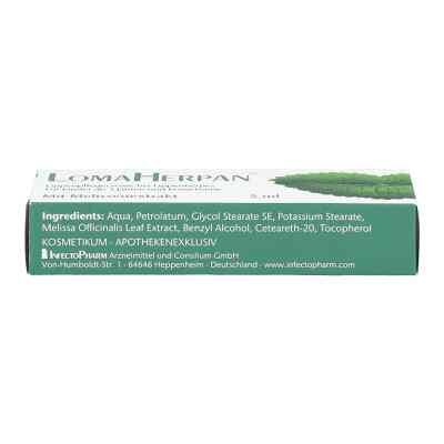 Lomaherpan Lippenpflegecreme mit Melissenextrakt  bei apo-discounter.de bestellen