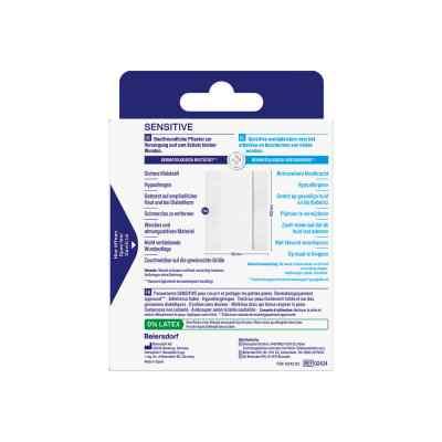 Hansaplast Sensitive Pflaster 1x8  bei apo-discounter.de bestellen