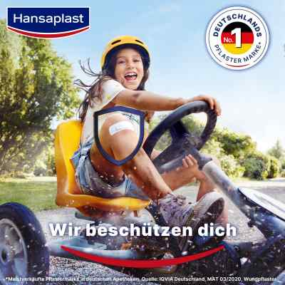Hansaplast Sensitive Pflaster 1x6  bei apo-discounter.de bestellen