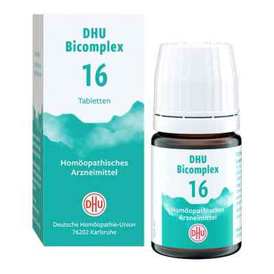 Dhu Bicomplex 16 Tabletten  bei apo-discounter.de bestellen
