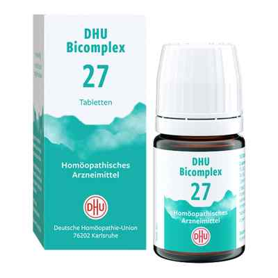 Dhu Bicomplex 27 Tabletten  bei apo-discounter.de bestellen