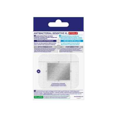 Hansaplast Antibacterial Sensitive XL 6x7  bei apo-discounter.de bestellen