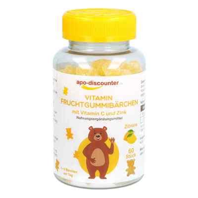 Gummibären Vitamin C von apo-discounter  bei apo-discounter.de bestellen