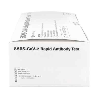 Sars Cov2 Rapid Antikörper Test  bei apo-discounter.de bestellen