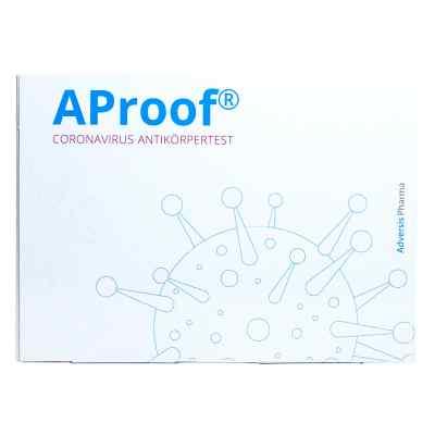 Corona Antikörpertest Sars Cov-2 Covid 19 Aproof  bei apo-discounter.de bestellen