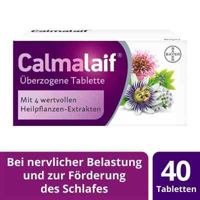 Calmalaif bei stressbedingter Unruhe und Schlafproblemen  bei apo-discounter.de bestellen