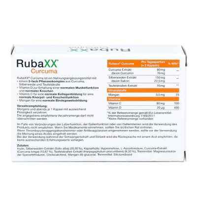 Rubaxx Curcuma Kapseln  bei apo-discounter.de bestellen
