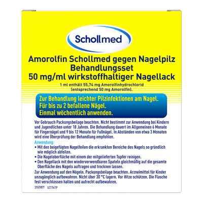 Amorolfin Schollmed gegen Nagelpilz  bei apo-discounter.de bestellen