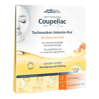Haut In Balance Coupeliac Tuchmasken Intensiv-Kur  bei apo-discounter.de bestellen