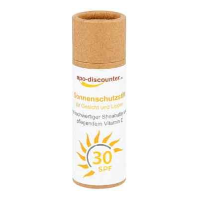 Sonnenschutzstift Spf30 für Gesicht und Lippen  bei apo-discounter.de bestellen