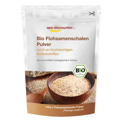 Bio Flohsamenschalen Pulver  bei apo-discounter.de bestellen