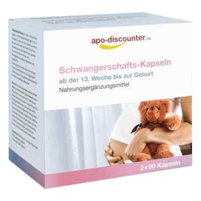 Schwangerschafts Kapseln von apo-discounter  bei apo-discounter.de bestellen