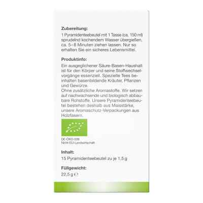 Bio Basentee Kräuter Filterbeutel von apo-discounter  bei apo-discounter.de bestellen