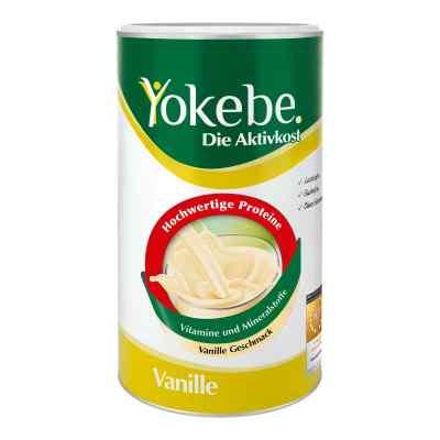 Yokebe Vanille Lactosefrei Nf2 Pulver  bei apo-discounter.de bestellen