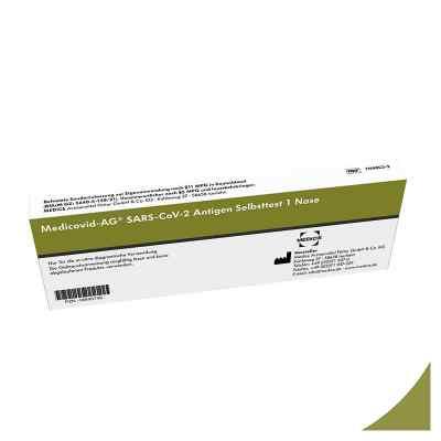 Laientest Medicovid-ag Sars-cov-2 Antigen Selbsttest Nase  bei apo-discounter.de bestellen