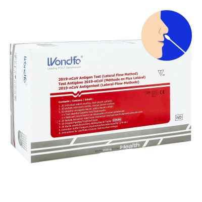 Wondfo 2019-ncov Antigen Test  bei apo-discounter.de bestellen