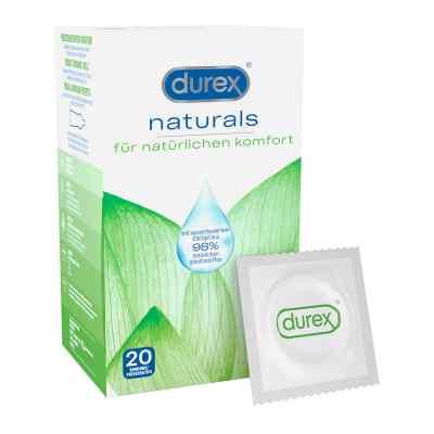 Durex Naturals Kondome  bei apo-discounter.de bestellen