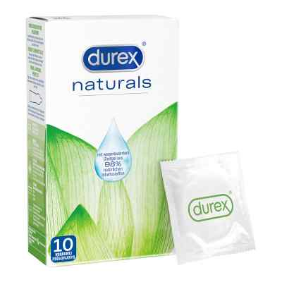 Durex Naturals Kondome Gle  bei apo-discounter.de bestellen