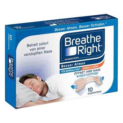 Besser Atmen Breathe Right Nasenstrips beige  bei apo-discounter.de bestellen