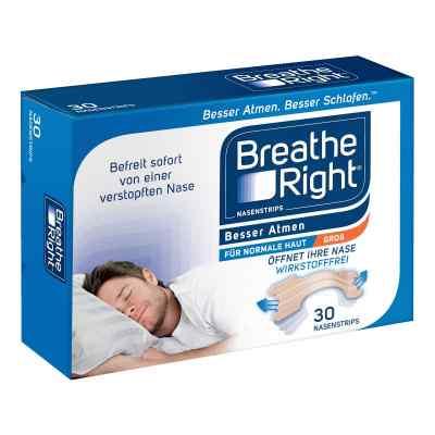 Besser Atmen Breathe Right Nasenstrips Beige Groß  bei apo-discounter.de bestellen