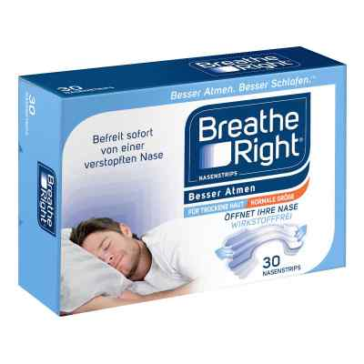 Besser Atmen Breathe Right Nasenstrips Transparent  bei apo-discounter.de bestellen