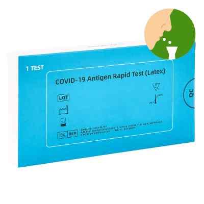 COVID-19 Antigen Saliva Schnelltest (Latex) Spucktest  bei apo-discounter.de bestellen