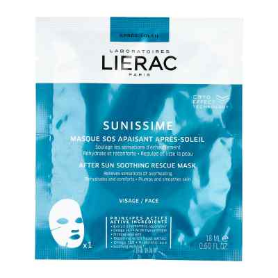 Lierac Sunissime Sos Maske  bei apo-discounter.de bestellen