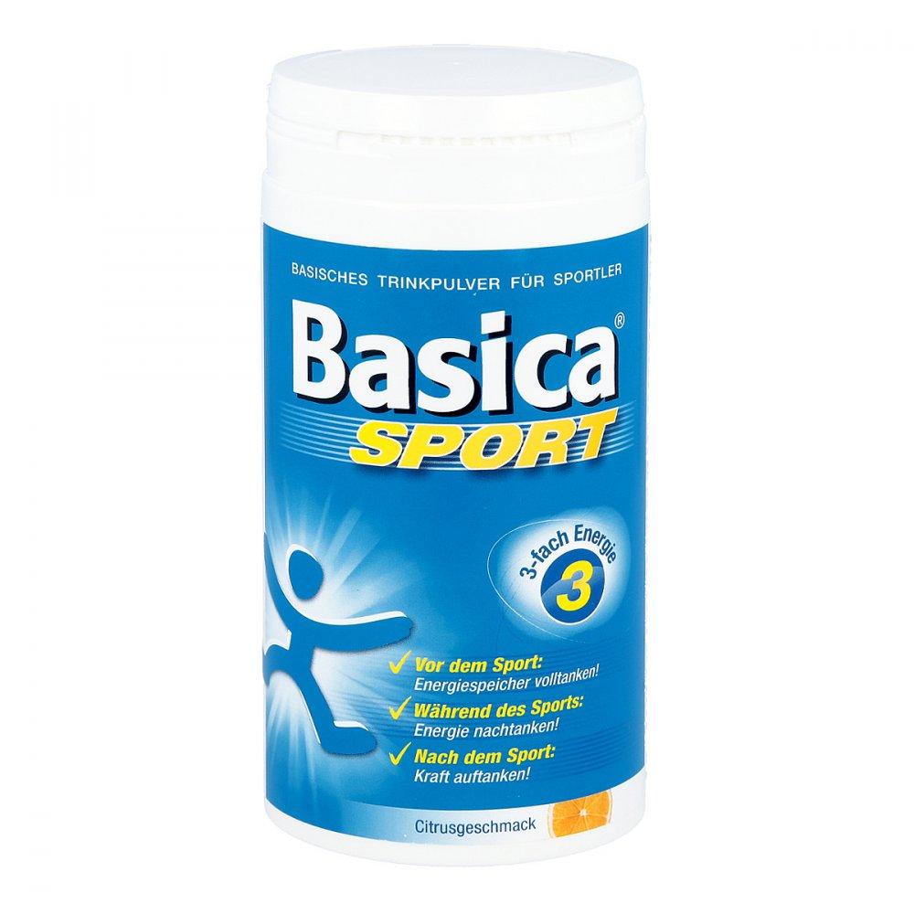 Protina Pharmazeutische GmbH Basica Sport Pulver 240 g 07712181