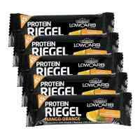 Layenberger Lowcarb.one Protein-riegel Mango-oran.