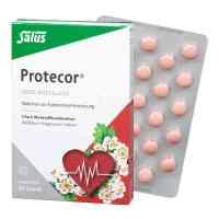 Protecor Herz Kreislauf Tabletten zur, zum funktionsunt.salus
