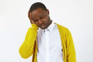 Kopfschmerzen seitlich