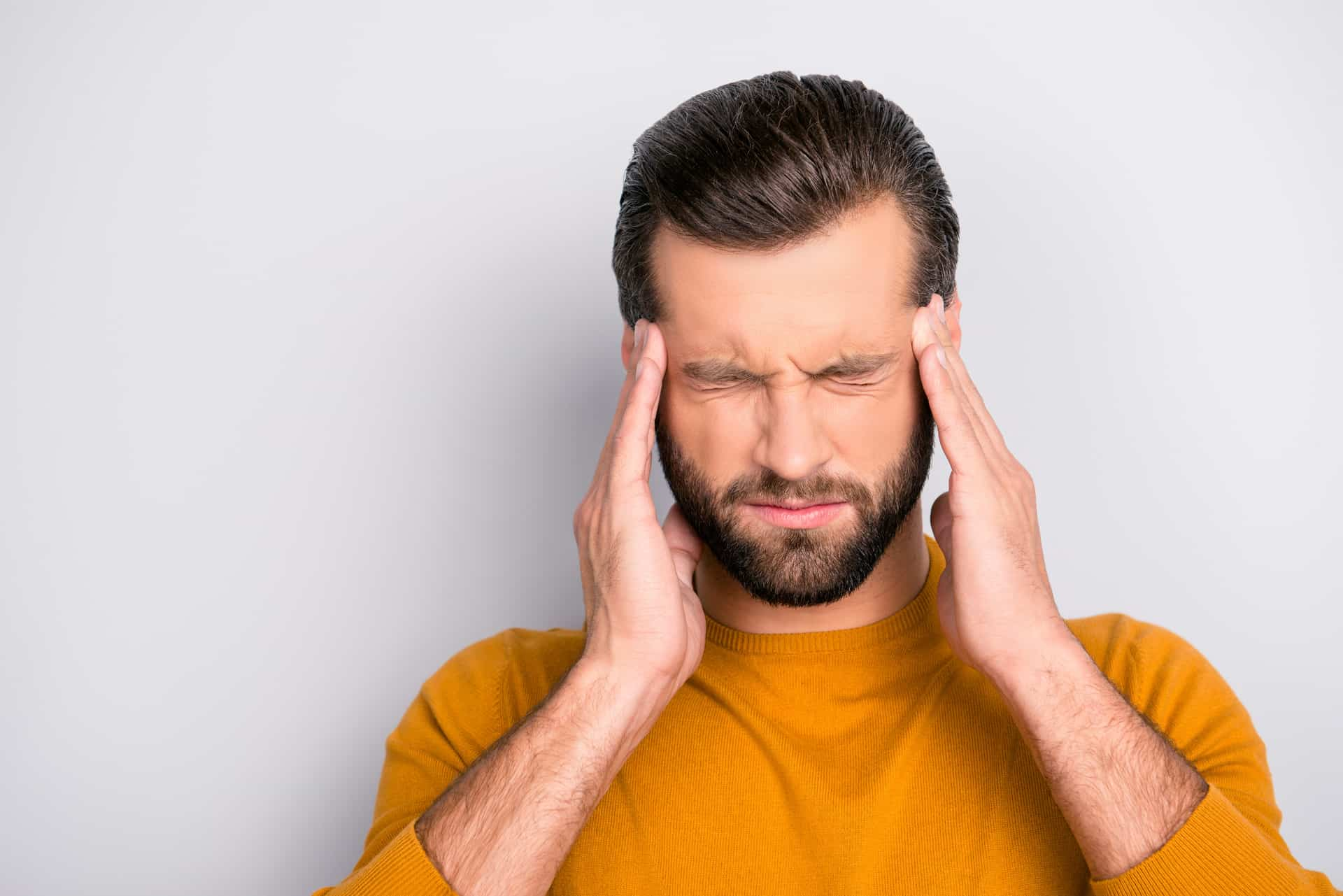 kopfschmerzen nach massage